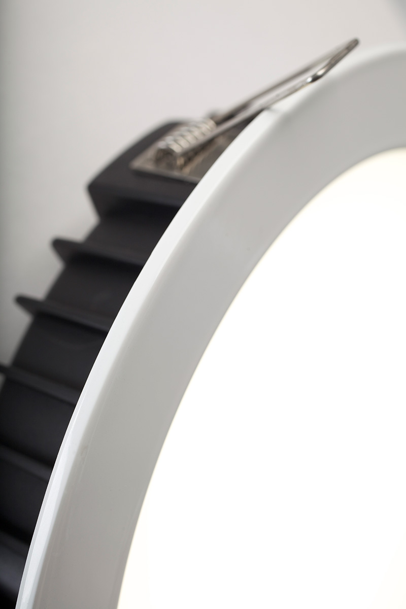Eternity 25w Led Downlight Cool White Genstar Lighting